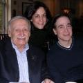 Glenn's Dad, Sister Debby, and Glenn