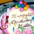 Katie's Birthday Cake #2