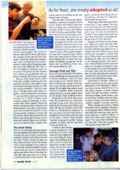 Family Circle Magazine Article Pg. 2
