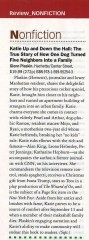 Publishers Weekly Review 5/10/10