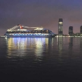 night cruise liner