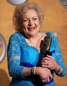 Betty White Accepts Lifetime Achievement
