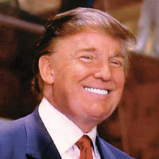 Donald J. Trump's Photo