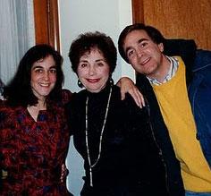 Debby, Mom, and Me