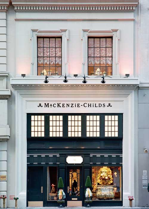 MacKenzie Childs Exterior